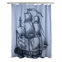 Galleon Shower Curtain