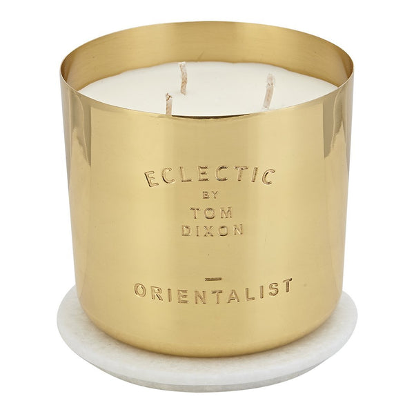 Eclectic Orientalist Candle
