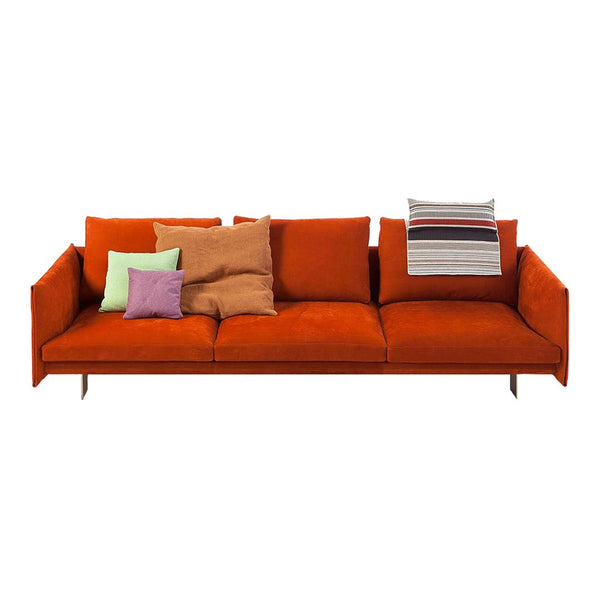 "Deep 3-Seater Sofa (105.1"" W)"