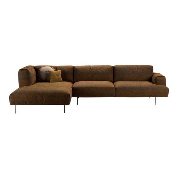 TipToe Sofa - 2-Seater w/ Chaise