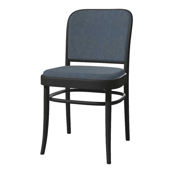Chair 811 - Seat & Back Upholstered - Beech Pigment Frame