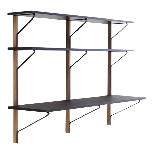 Kaari Shelf Desk REB 013