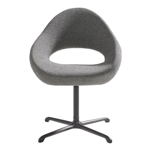Shark Chair - Cross Base, Non-Swivel