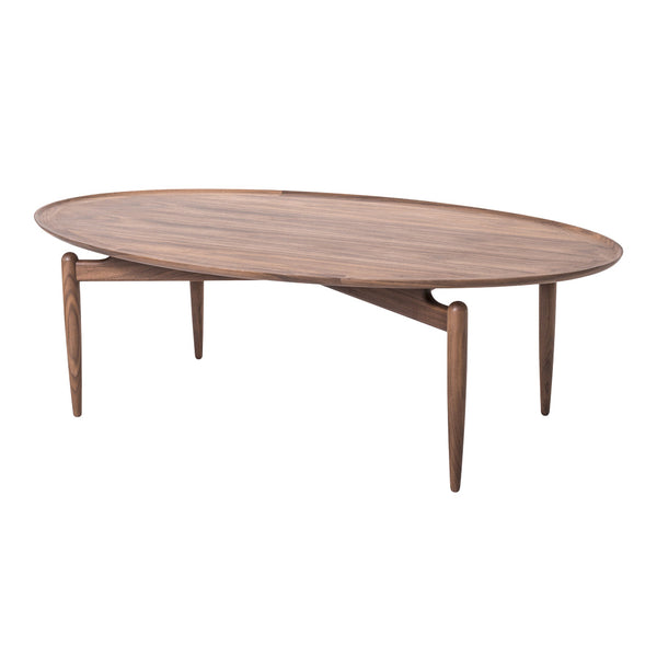 Slow Coffee Table - Oval