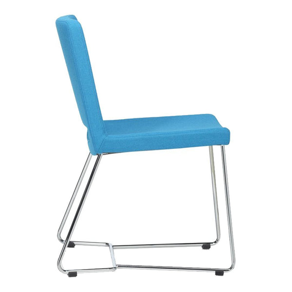 SoftX Sled Base Chair - Low Backrest