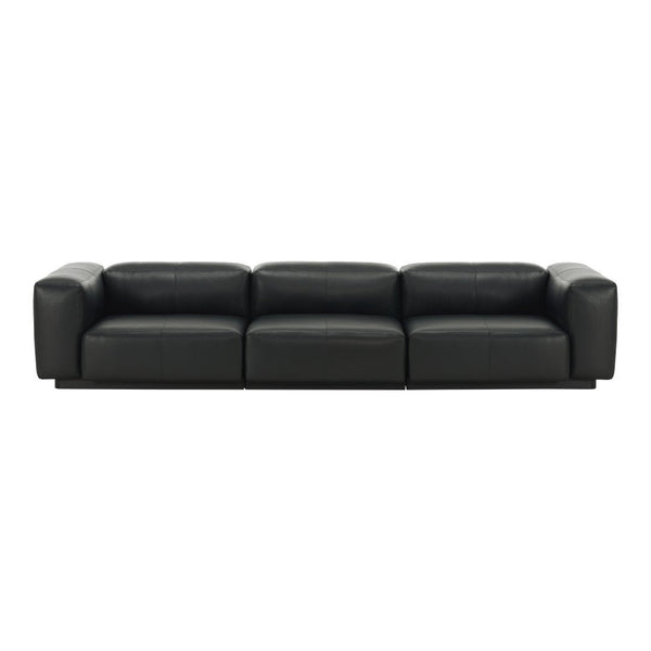 Soft Modular Three-Seater Sofa