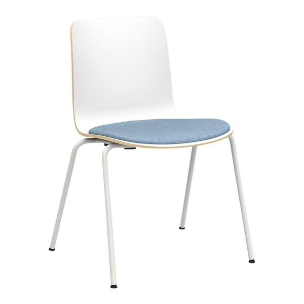Sola Chair - 4 Leg Base - Seat Upholstered