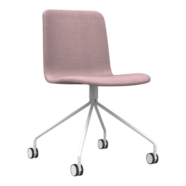 Sola Chair - 4 Leg w/ Castors - Fully Upholstered