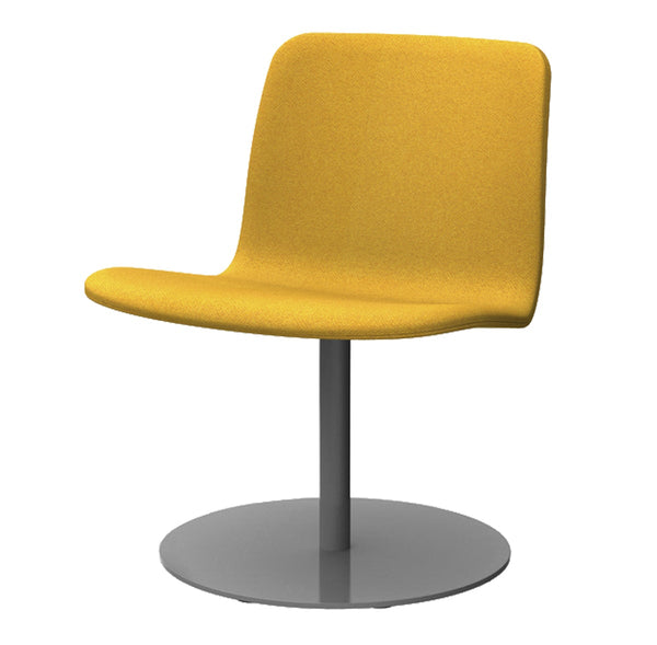 Sola Lounge Chair - Disc Base, Low Back