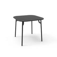 Week-End Square Table - Noir Black - Outlet