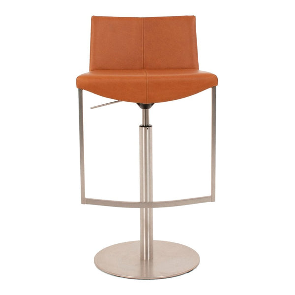 Tibet Swivel Stool with Gaslift