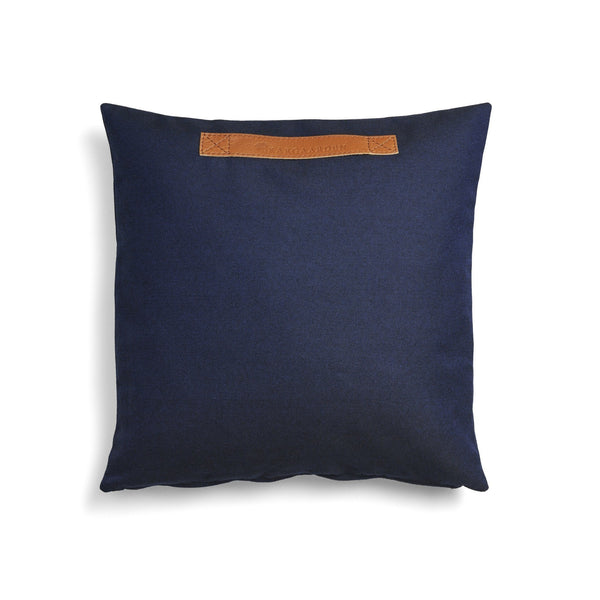 Skargaarden Tofta Pillow - Dark Blue