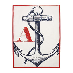 Thomaspaul A Anchor Tea Towel