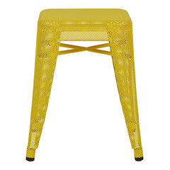 Tolix Indoor Perforated H 45 Stool