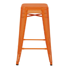 Tolix Indoor Perforated H 65 Stool