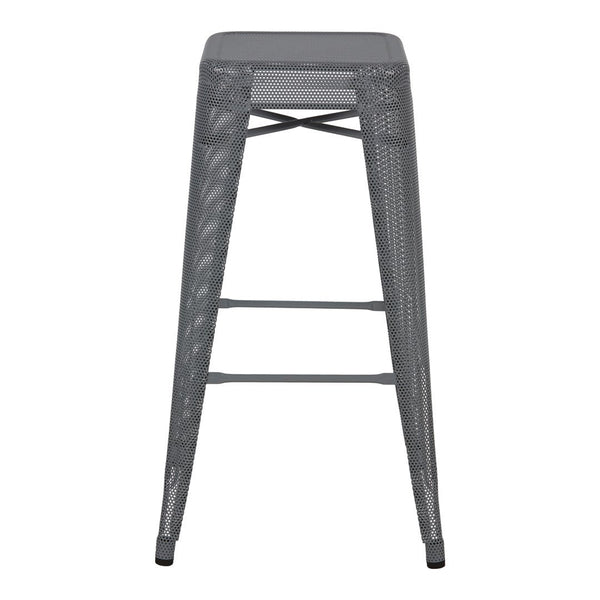 Tolix H75 Stool - Perforated - Indoor
