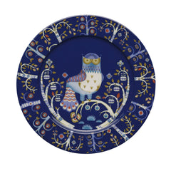 Taika Blue Dinnerware