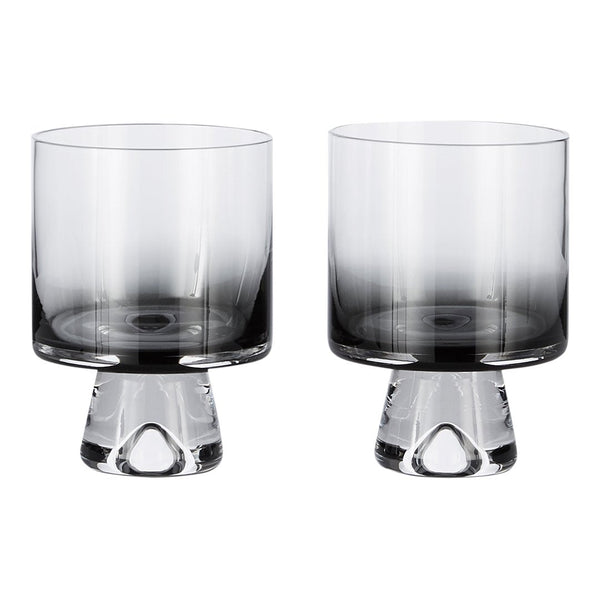 Tank Low Ball Glass - Set of 2