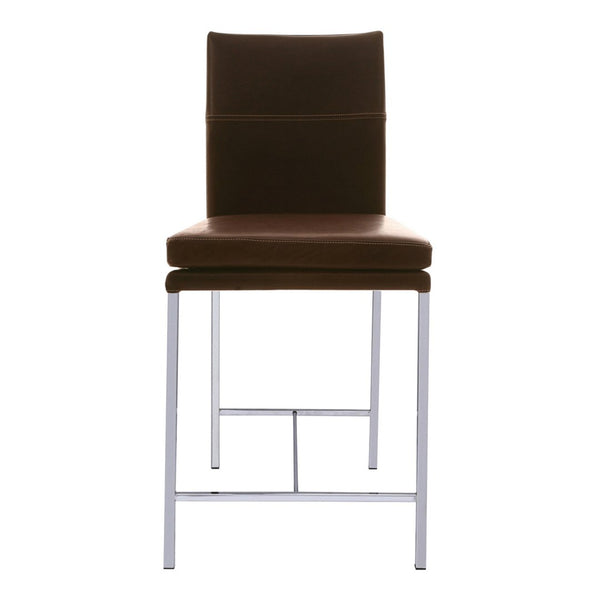 Texas Exclusiv Counter Stool - Flat Cushion