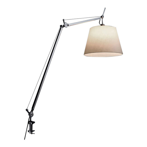 Tolomeo Mega Table Lamp w/ Clamp