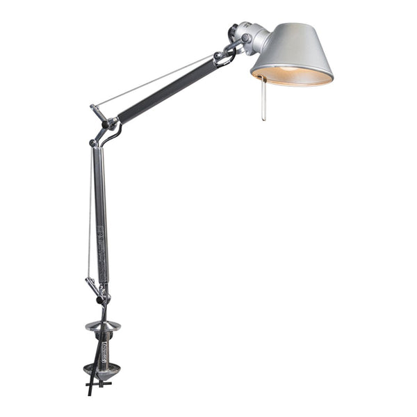 Tolomeo Micro Table Lamp w/ Clamp