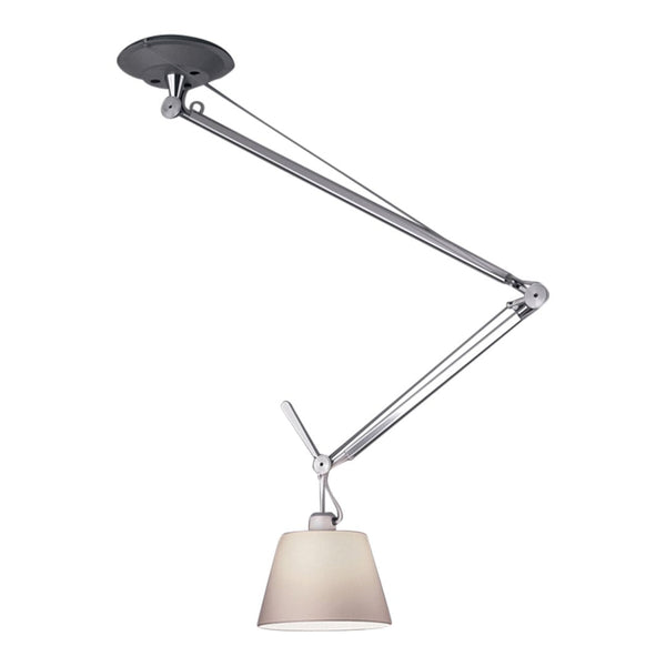 Tolomeo Off-Center Suspension Light w/ Shade
