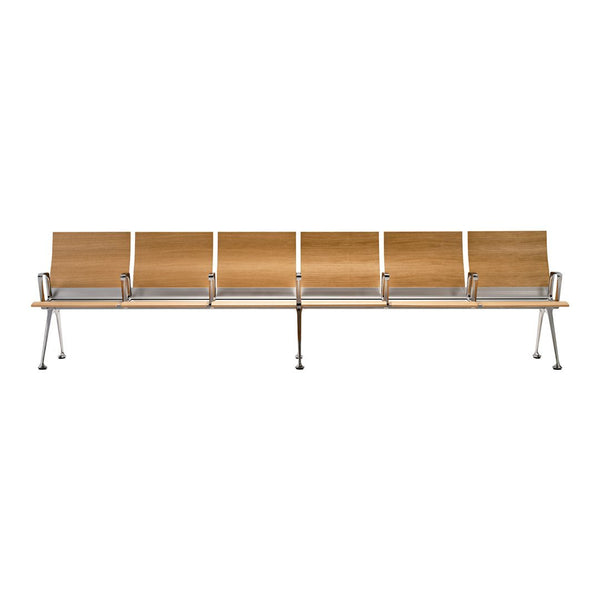 Transit Beam Bench - Wood