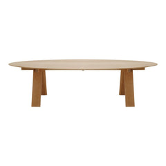 Trave Oval Table