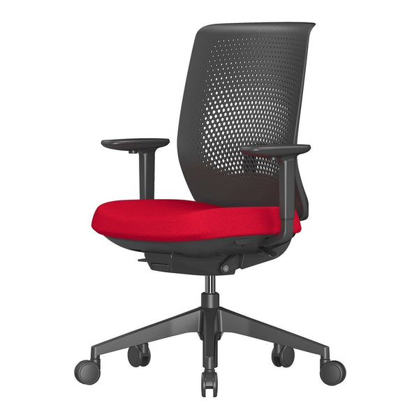 Trim 40 Office Chair - Black Shell