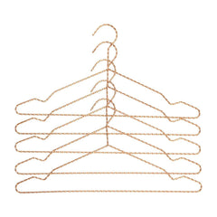 Twisted Hanger - Set of 5