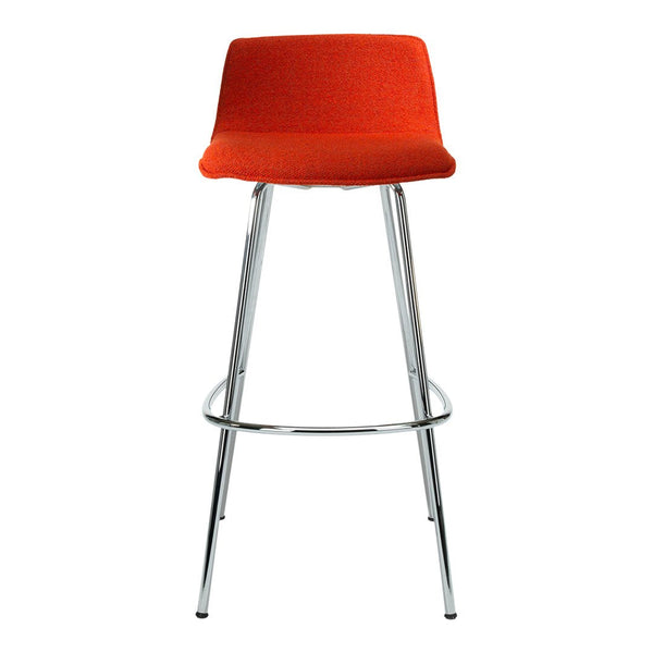 Uni_Verso 2100 Bar Stool - Fully Upholstered