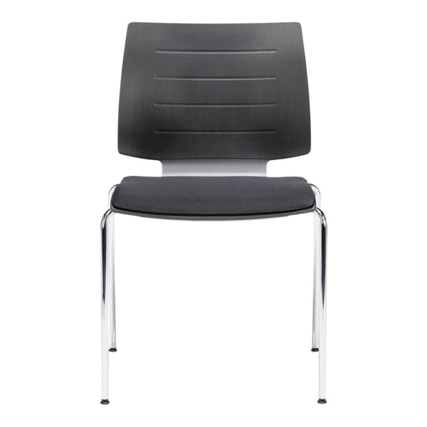 Uni_Verso 2100 Side Chair - Seat Upholstered