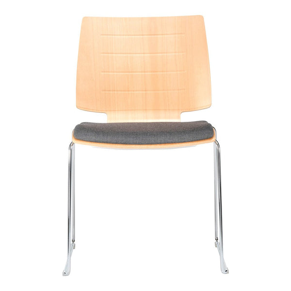 Uni_Verso 2120 Side Chair - Seat Upholstered