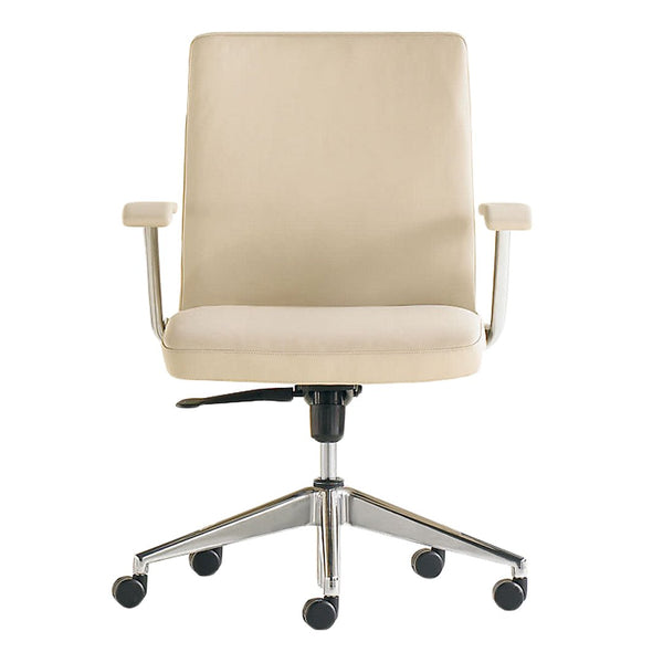 Mode Mid Back Swivel Chair - Upholstered Arm
