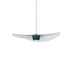 Vertigo Pendant Lamp - Large, Black - Outlet