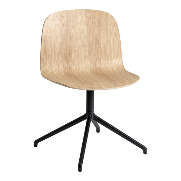 Visu Wide Chair - Swivel Base