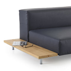 Walrus 80 Seat w/ Two Side Tables