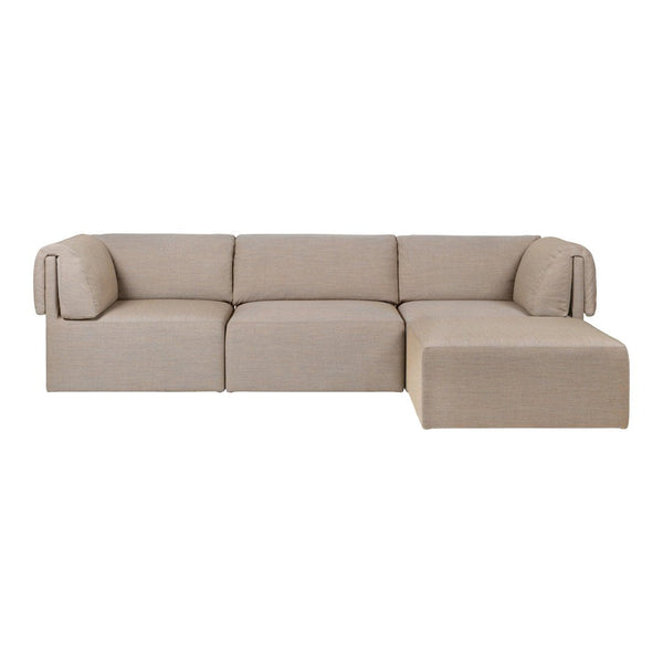 Wonder 3-Seater Sofa w/ Chaise Lounge