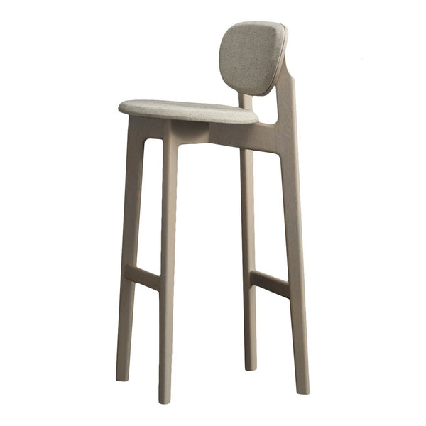 Zenso Bar Stool - Seat and Back Upholstered