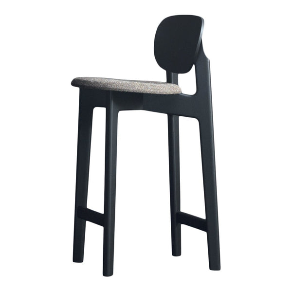 Zenso Bar Stool - Seat Upholstered