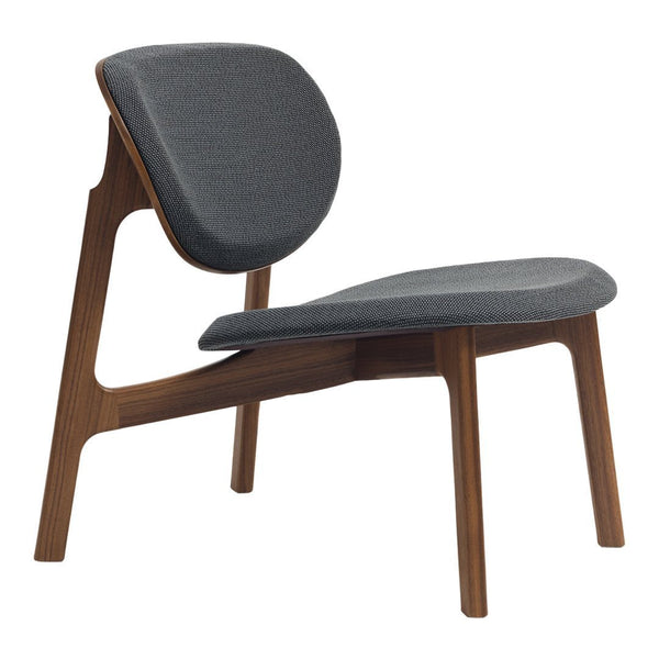 Zenso Lounge Chair - Seat and Back Upholstered