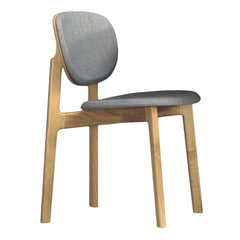 Zenso Chair - Seat and Back Upholstered