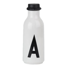 AJ Vintage ABC Personal Water Bottle (A-Z)