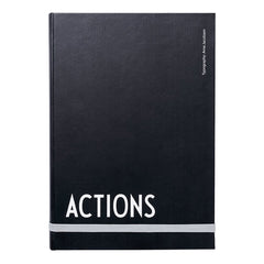 AJ Vintage ABC Actions Notebook