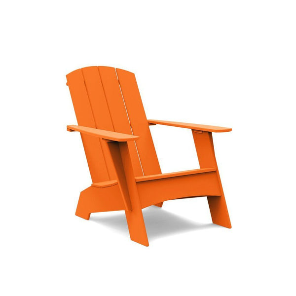 ... Compact Adirondack Chair   Curved ...