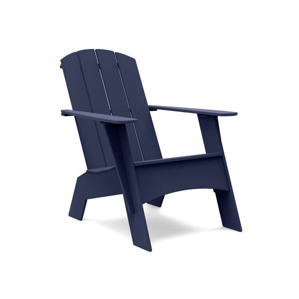 ... Tall Adirondack Chair   Curved ...
