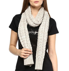 Apparel - Braid Cable Scarf