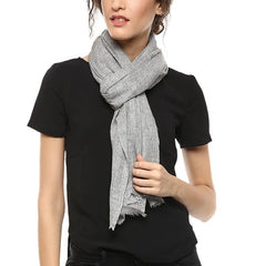 Apparel - Cashmere Blend Scarf