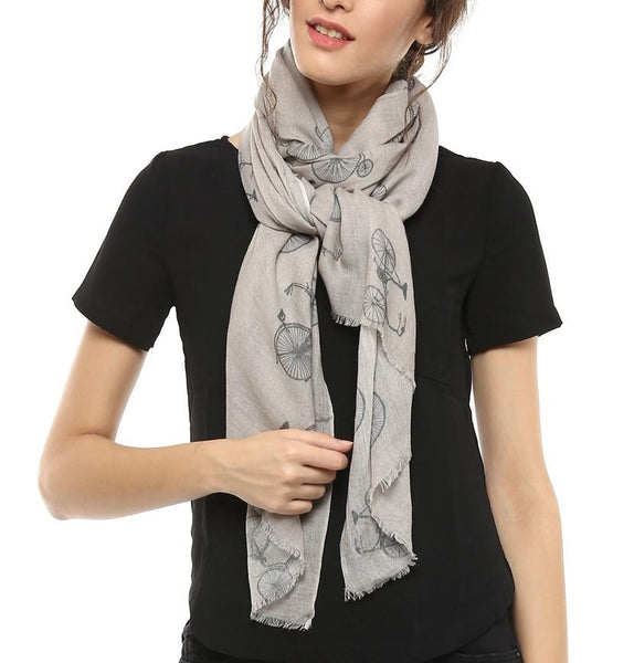 Apparel - Cycle Scarf