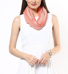 Apparel - Herringbone Loop Scarf